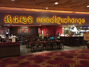 Noodle Exchange at Gold Coast Casino