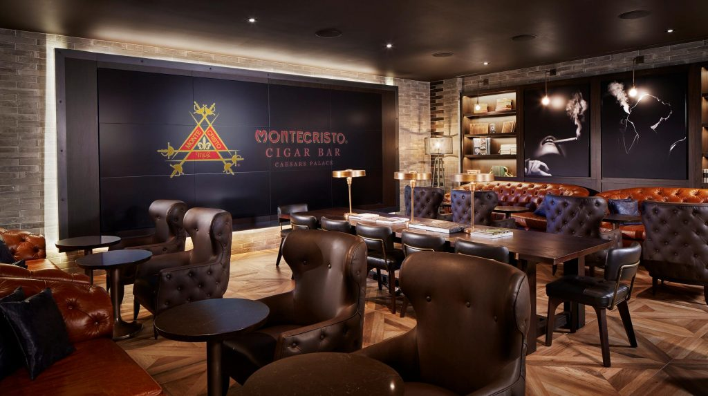 Montecristo Cigar Bar at Caesars Palace